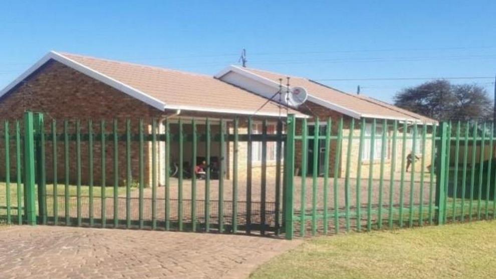 fence bloemfontein